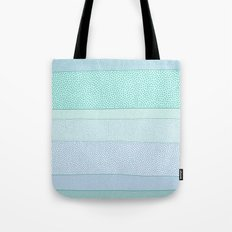 Polkadot Madness Tote Bag
