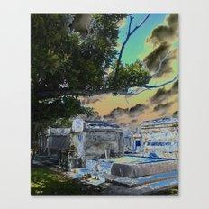 greenwood1 Canvas Print