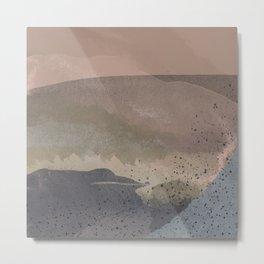 Abstract No.4 Metal Print