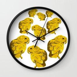Kea Cool - Family Wall Clock
