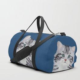 Baby Kitten Duffle Bag