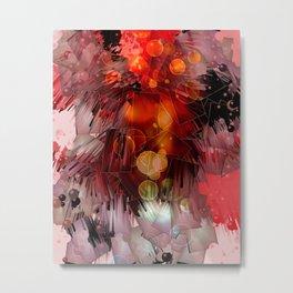 Emotions for Colors 1 by Nico Bielow Metal Print