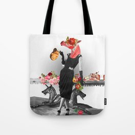 Shade that Suit Tote Bag