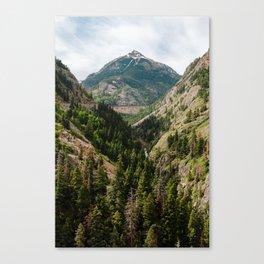 Gateway to the San Juan Mountains Canvas Print