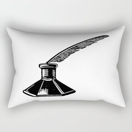 Ink bottle Rectangular Pillow
