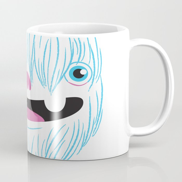 Happy Yeti Coffee Mug