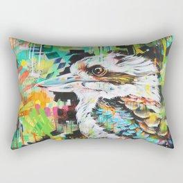 Serious Business [Kookaburra] Rectangular Pillow