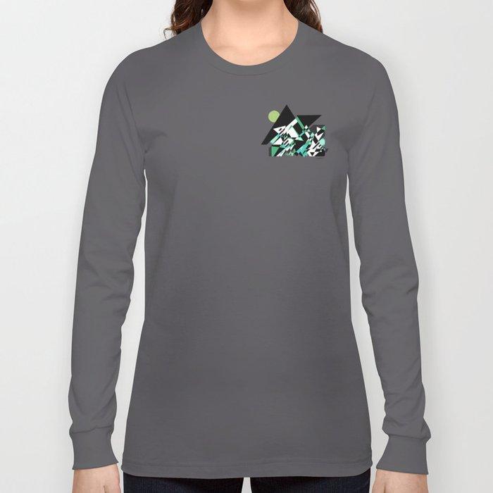 The Epic Climb Long Sleeve T-shirt