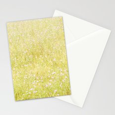 Sweet Light Wild Flowers Stationery Cards