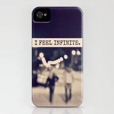 I Feel Infinite Slim Case iPhone (4, 4s)