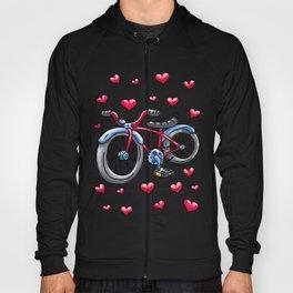 Bike Love Hoody