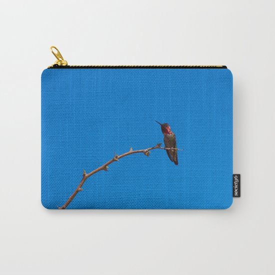 Beautiful Hummer - II Carry-All Pouch