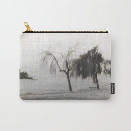 Rain. Lake Garda Carry-All Pouch