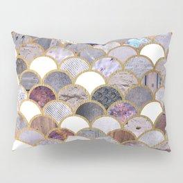 Textured Moons 3 Pillow Sham