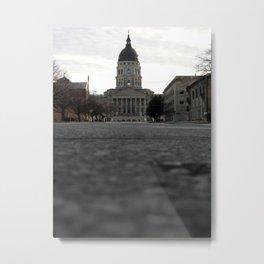 Capital City Metal Print