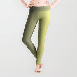 Color Gradient 250718- dark and yellow Leggings