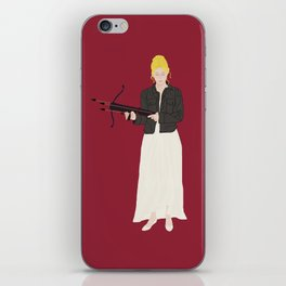 Prophecy Girl iPhone Skin
