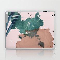 7.11.17: a minimal mixed media piece Laptop & iPad Skin