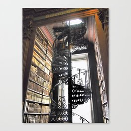Bibliotheca Canvas Print