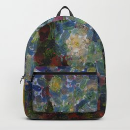 The Gourdy Night Starry Night Parody Backpack