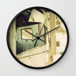 Salton Sea Frames Wall Clock