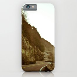 The Road To Walmart  iPhone Case