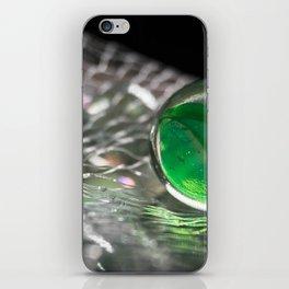 Marble art iPhone Skin