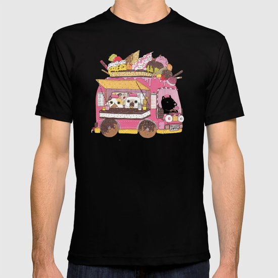 IceCream Truck T-shirt