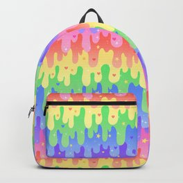 Rainbow Slime Backpack