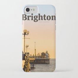Visit Brighton  iPhone Case