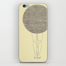 ballad legs iPhone & iPod Skin