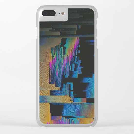 Bismuth Crystal Clear iPhone Case