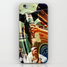 No Exit iPhone Skin