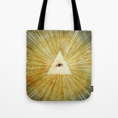 God's Eye Tote Bag