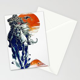 Metal Gear Stationery Cards