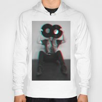 3d Hoodies featuring 3D  by Vivid Creations