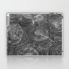 Inverse Contours Laptop & iPad Skin