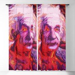Albert Einstein Blackout Curtain