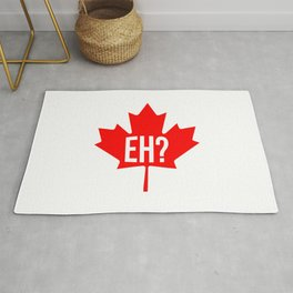 Canadian, eh? Rug