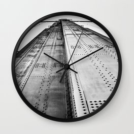 Bolted 1 Wall Clock