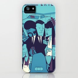 Royal with Cheese (variant) iPhone Case