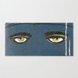 Gatsby Stare  Canvas Print