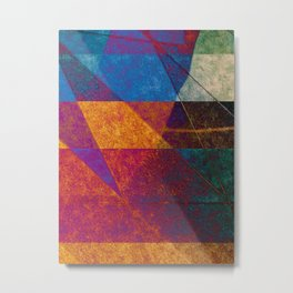 Analogue Metal Print