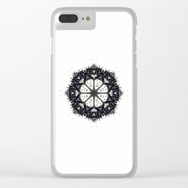 Simply Be Clear iPhone Case