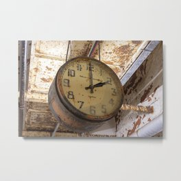Time stood still 1 Metal Print
