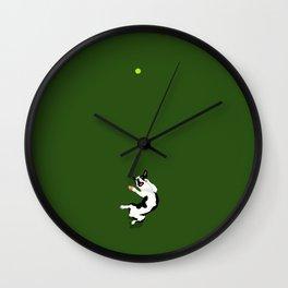 Happy-Go-Lucky Wall Clock