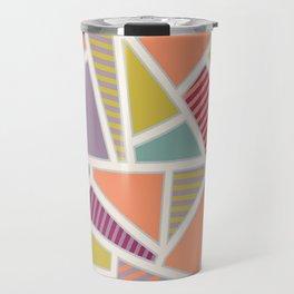 TRIANGLE TRIBES Travel Mug