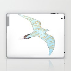 No, You'll Never Catch Me Now Laptop & iPad Skin