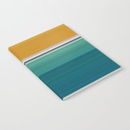 Swimming Pool Abstract Notebook