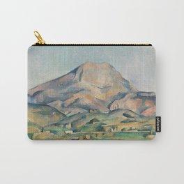 Paul Cezanne Mont Sainte-Victoire (La Montagne Sainte-Victoire) 1892-1895 Carry-All Pouch